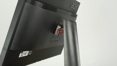 Acer Predator XB271HU Ergonomics picture