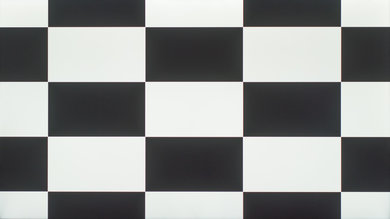 Sharp N7000U Checkerboard Picture