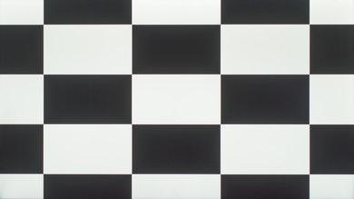 Sharp N7000U Checkerboard Picture