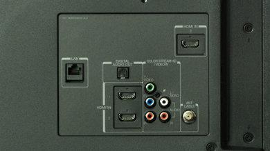 Toshiba L3400U Rear Inputs