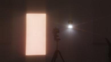 LG UM7300 Bright Room Off Picture