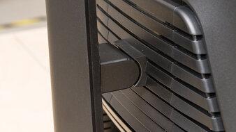 Dell S2722DGM Ergonomics Picture