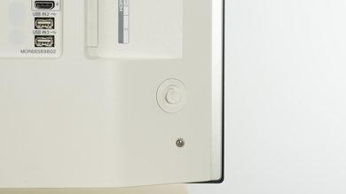 LG C7 Controls Picture