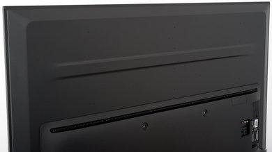 Hisense H8F Build quality picture