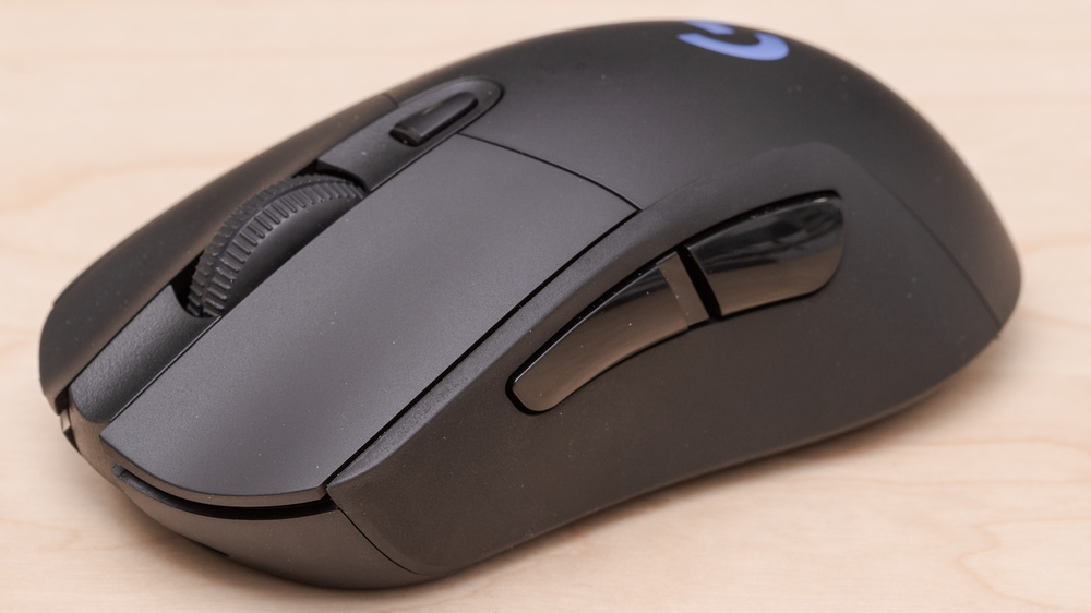 Logitech G403 Wireless Gaming Mouse Picture