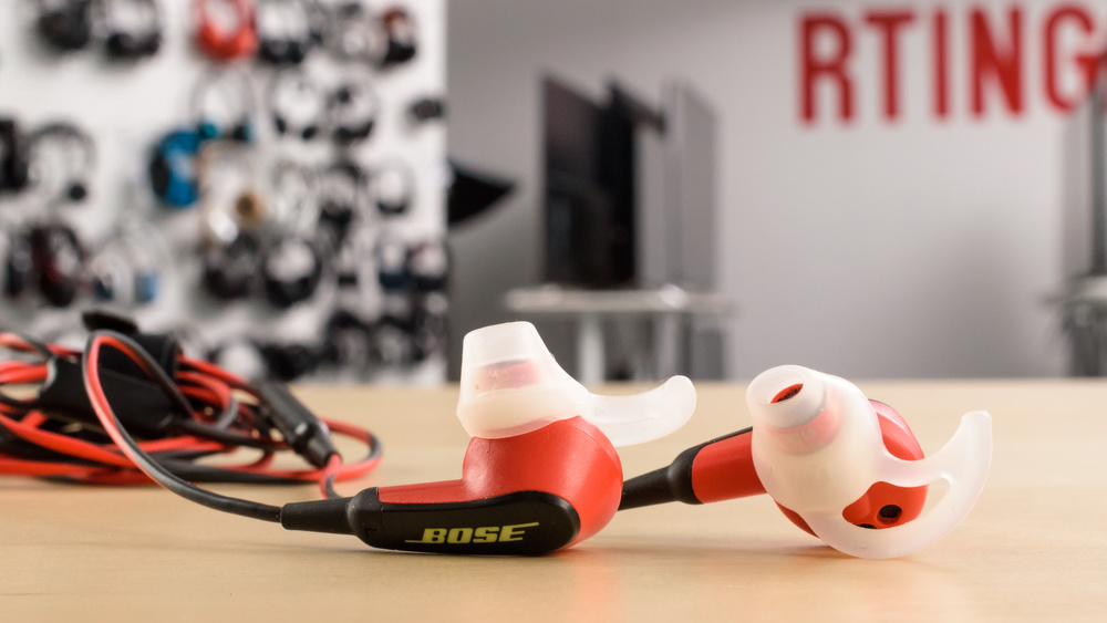 Bose SoundSport In-Ear Design Picture