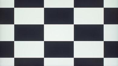 LG SM8600 Checkerboard Picture