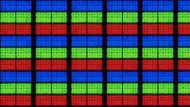 TCL D100 Pixels Picture