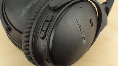 Bose QuietComfort 35 Controls Picture