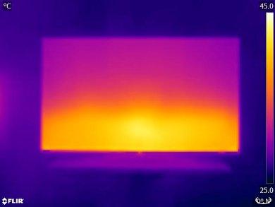 LG SJ9500 Temperature picture