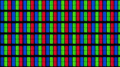 TCL C807 Pixels Picture