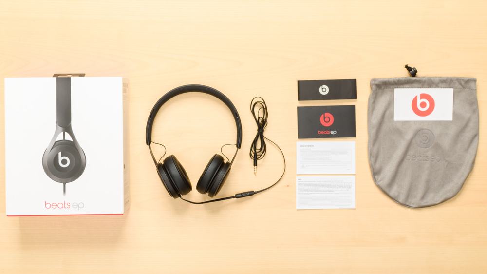 Beats EP On-Ear In the box Picture