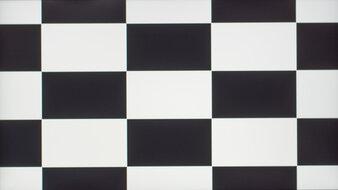 Acer Nitro XF243Y Checkerboard Picture