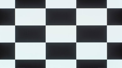 LG E6 Checkerboard Picture