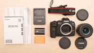 Canon EOS R6 In The Box Picture