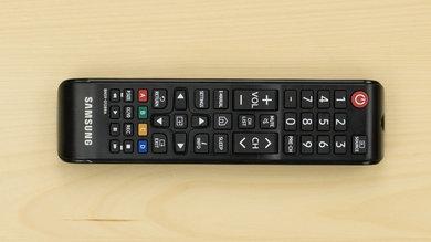 Samsung MU6100 Remote Picture