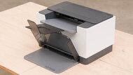 HP LaserJet M209dwe Build Quality Close Up