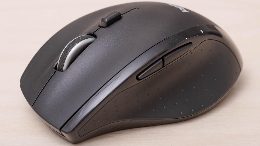Logitech Marathon Mouse M705 Picture