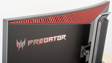 Acer Predator Z35P Build Quality picture