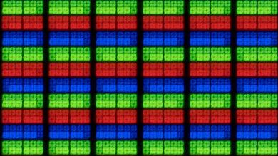 TCL S305 Pixels Picture