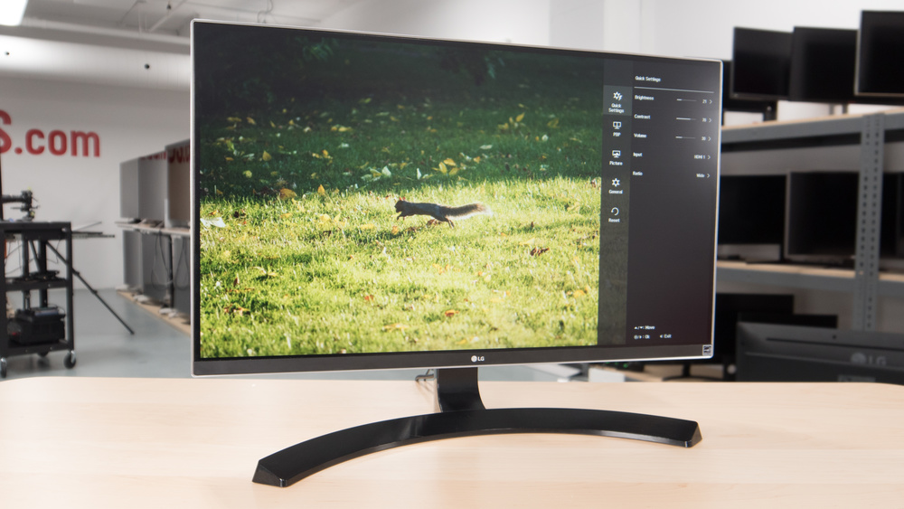 LG 27UD68 Picture