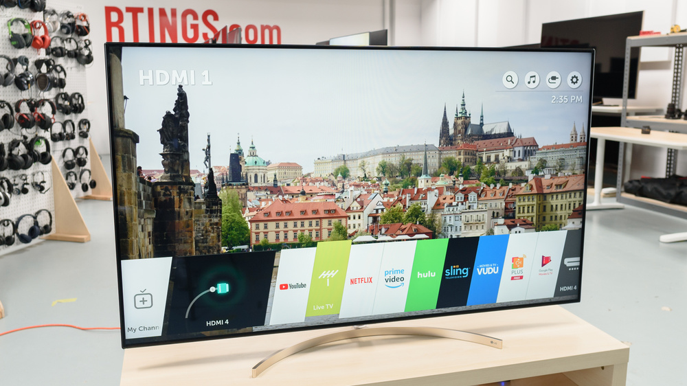 LG SK9500 Review (65SK9500) - RTINGS com