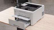 Brother HL-L3270CDW Laser Build Quality Close Up