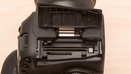 Canon EOS 5D Mark IV Card Slot Picture