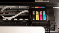 Epson Expression Home XP-4100 Cartridge Picture In The Printer