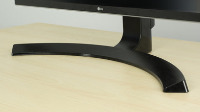 LG 27UD68P-B Stand picture