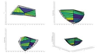 ASUS ROG Swift 360Hz PG259QN P3 Color Volume ITP Picture