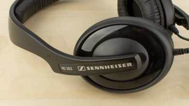 Sennheiser HD 202 II Build Quality Picture