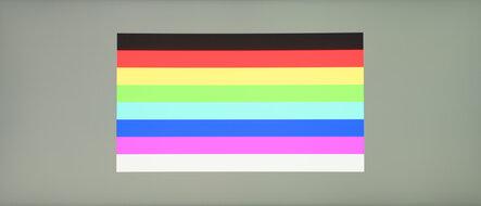 LG 38GN950-B Color Bleed Horizontal