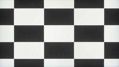 Samsung Q6FN Checkerboard Picture
