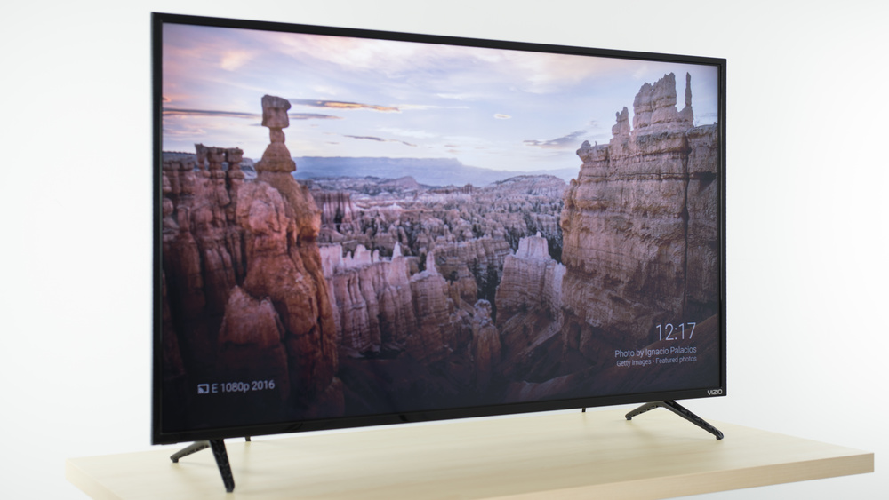 Vizio E Series 1080p 2016 Picture