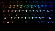Razer Huntsman Tournament Edition Brightness Max