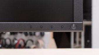 Dell E2220H Controls Picture