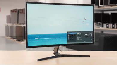 Samsung CF398 Review