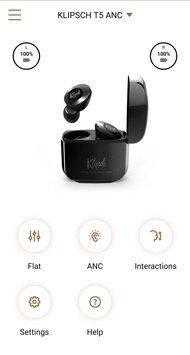 Klipsch T5 II True Wireless ANC App Picture
