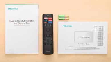 Hisense H9E Plus In The Box Picture