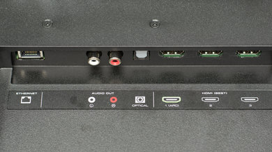 Vizio P Series 2017 Rear Inputs Picture