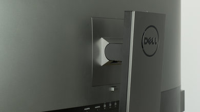 Dell U3417W Ergonomics picture
