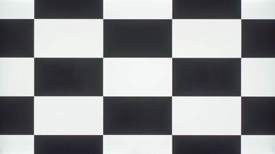 Samsung KU7000 Checkerboard Picture