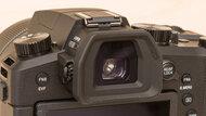 Leica V-Lux 5 EVF Menu Picture