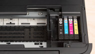Epson WorkForce Pro WF-3730 Cartridge Picture In The Printer