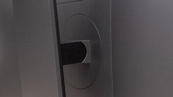 Dell UltraSharp U2720Q Ergonomics Picture