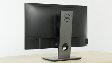 Dell P2417H Back picture