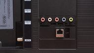 Samsung Q50/Q50R QLED Rear Inputs Picture