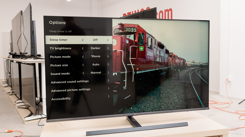 TCL 8 Series 2019/Q825 QLED Picture