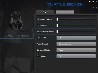 Turtle Beach Stealth 700 App Picture